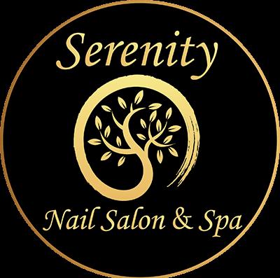 Serenity Nails logo